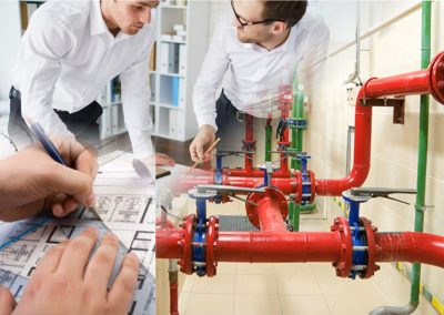 Consult & Design Fire Protection System
